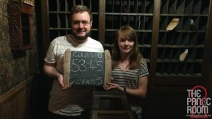 The Panic Room, Gravesend – The Gilman Hotel – Escape Review
