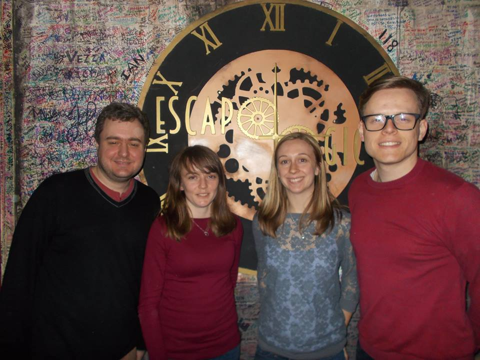 Escape Room Nottingham Curio